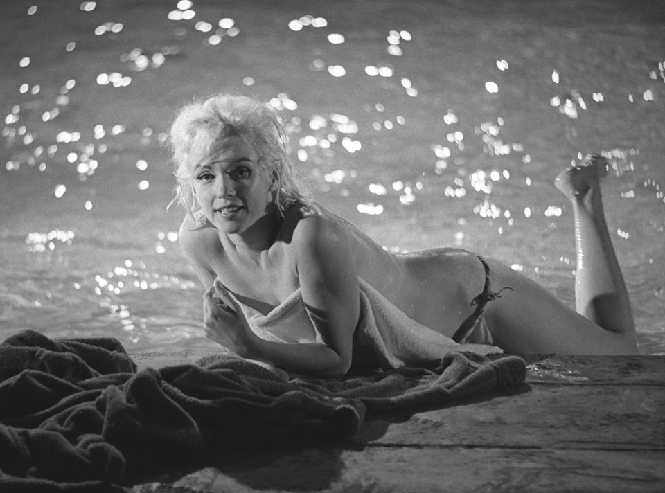 Lawrence Schiller - Marilyn Monroe Taking a Rest