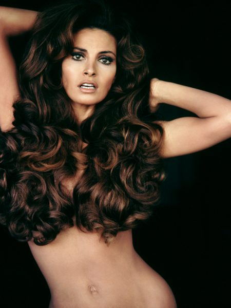 Raquel Welch - Hair