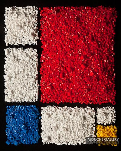 Mondrain's-beads