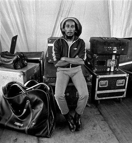 Bob Marley-Backstage719