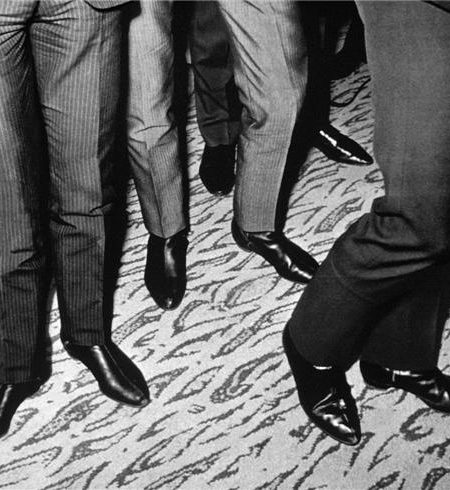 Beatles Feet