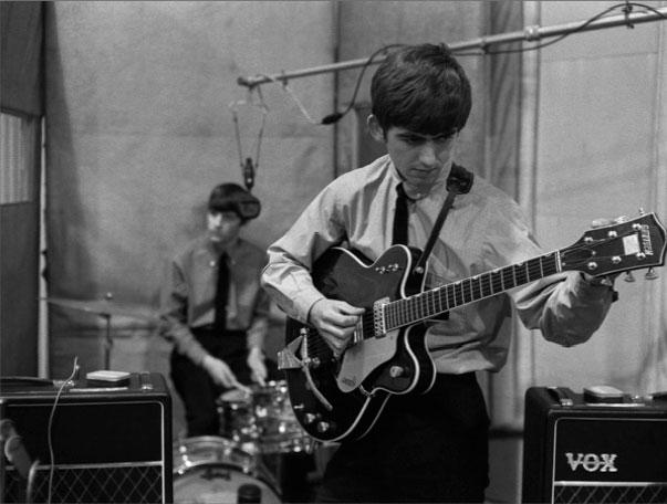 Terry ONeill George Harrison Ringo Starr 1964