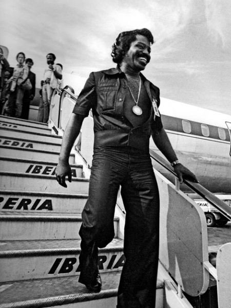 James-Brown-plane-1974