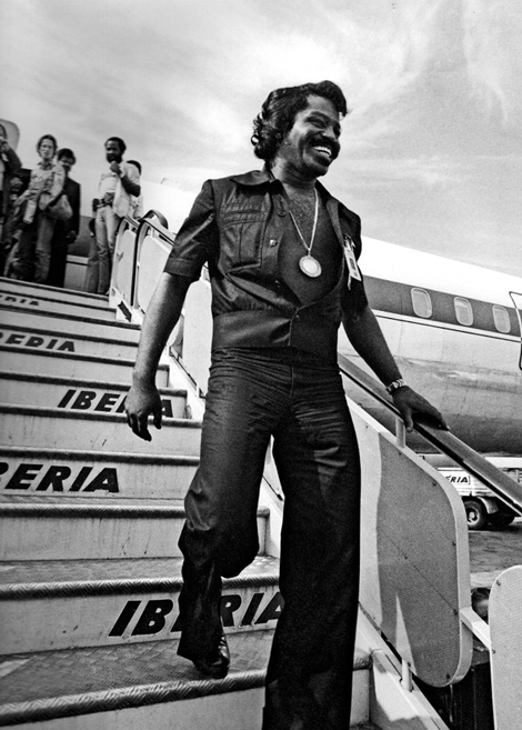 James-Brown-plane-1974