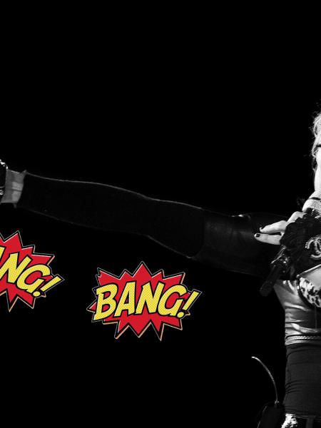 cheryl fox madonna bang bang