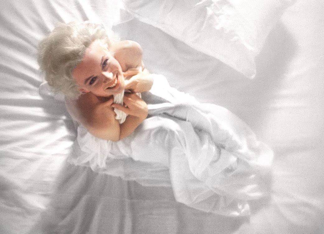 Marilyn Monroe, 1961 - Douglas Kirkland