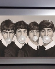 beatles_bubble_framed
