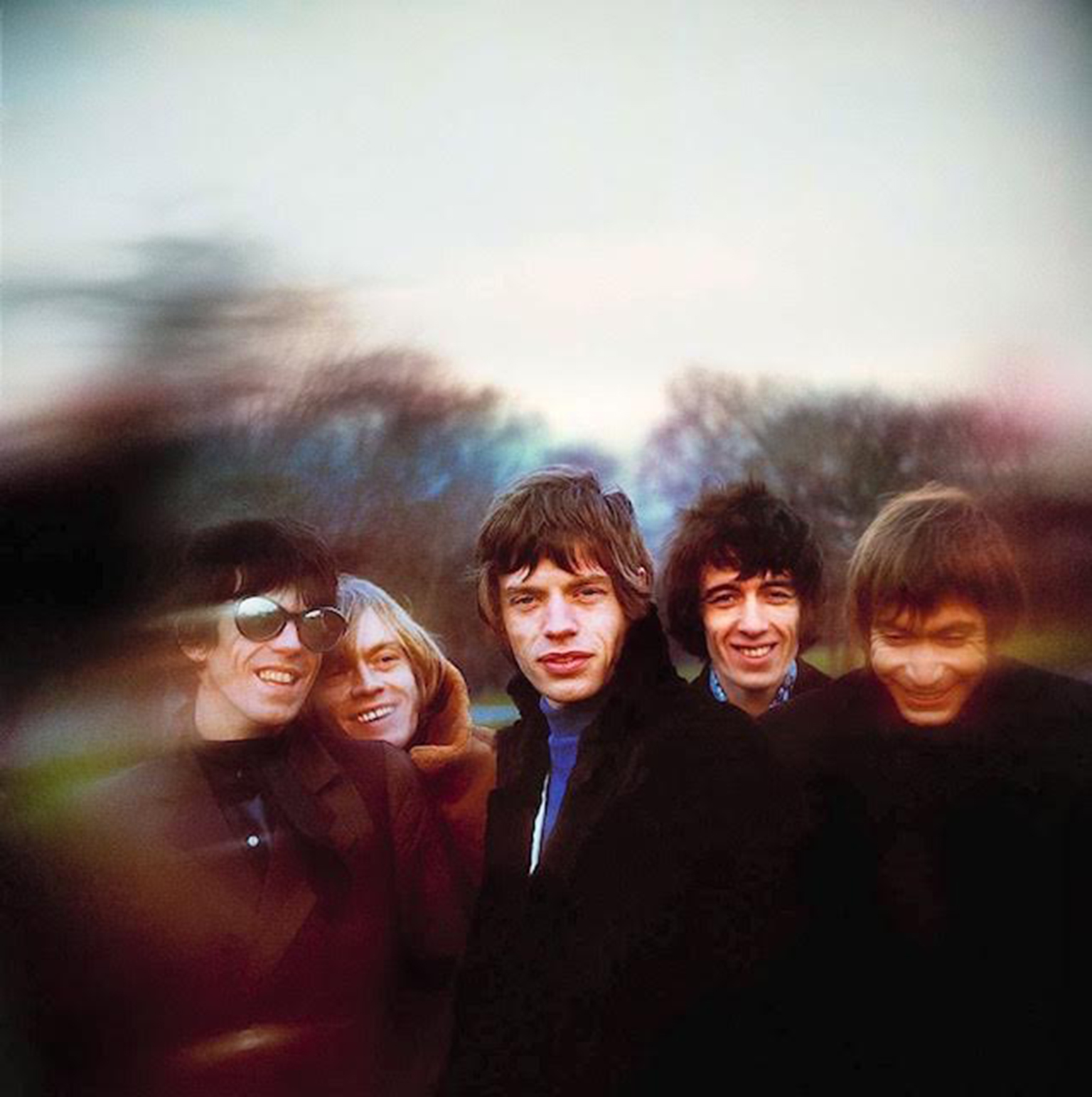 Gered Mankowitz The Rolling Stones