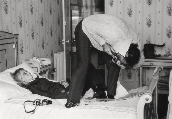 Brigitte Bardot Sean Connery 1968
