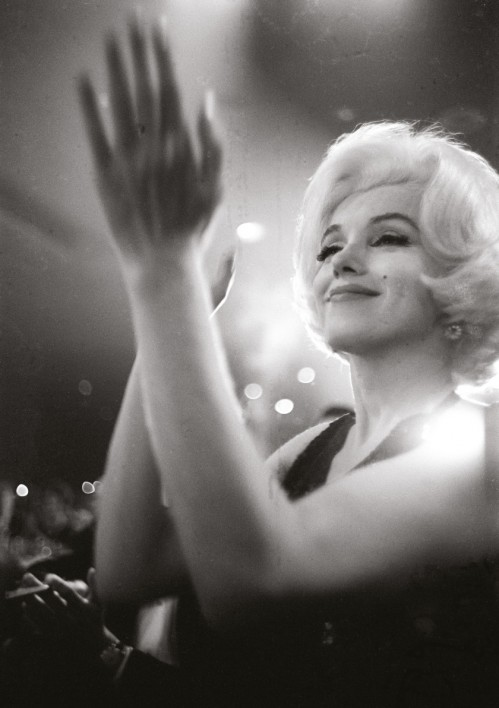 Marilyn Monroe Golden Globes