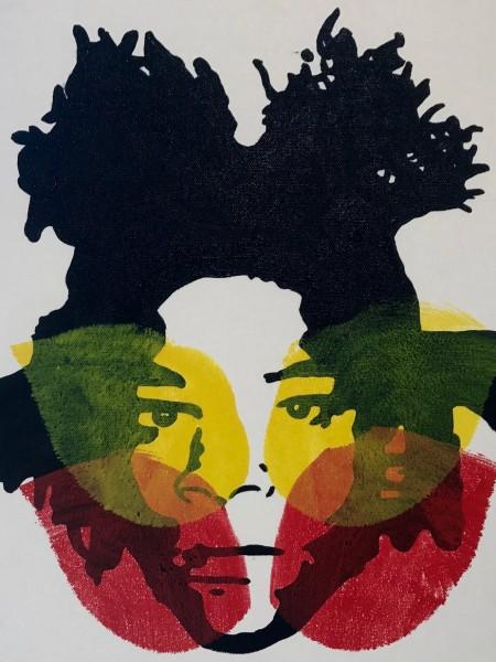 Basquiat Sat on Your Face