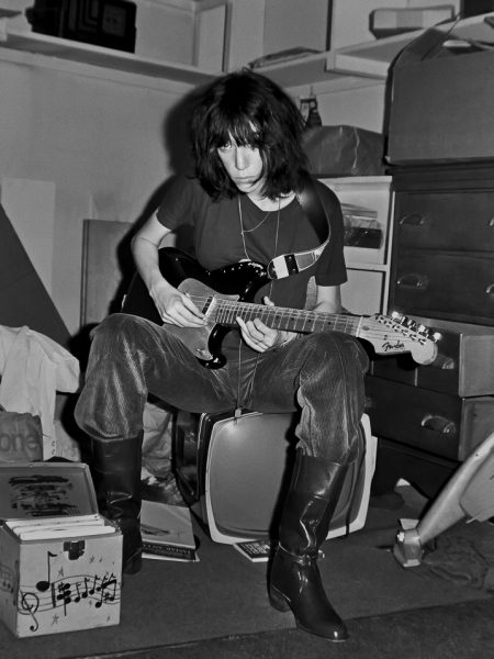 Patti Smith, 1977