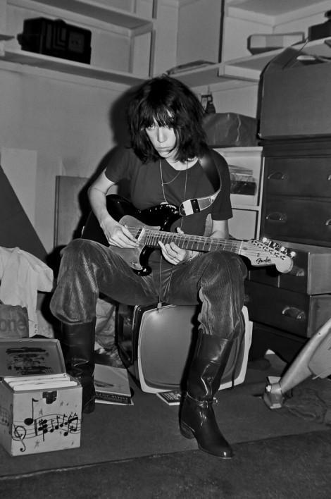 Patti Smith, 1977