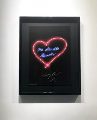 Tracey Emin – The Kiss Was Beautifull