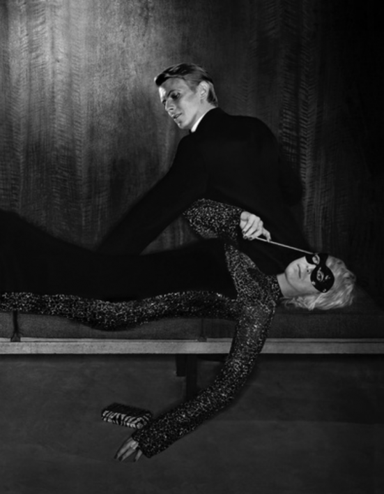 David Bowie, He/She (1978)