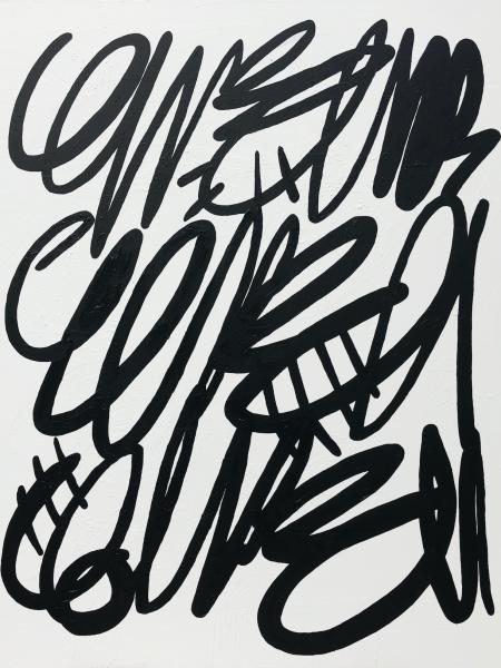 Fred Flinstone 48x60 - Alic Daniel
