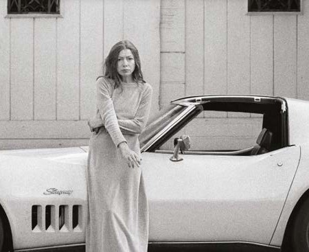 Joan Didion (1968) by Julian Wasser