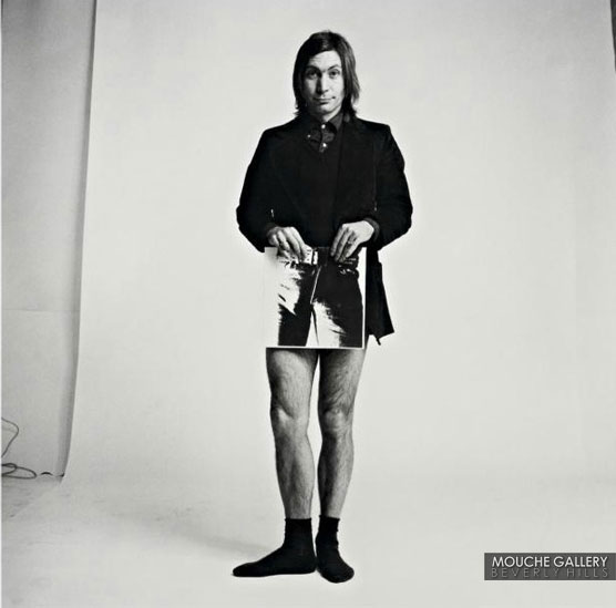 David Montgomery - Charlie Watts, Rolling Stones, Sticky Fingers