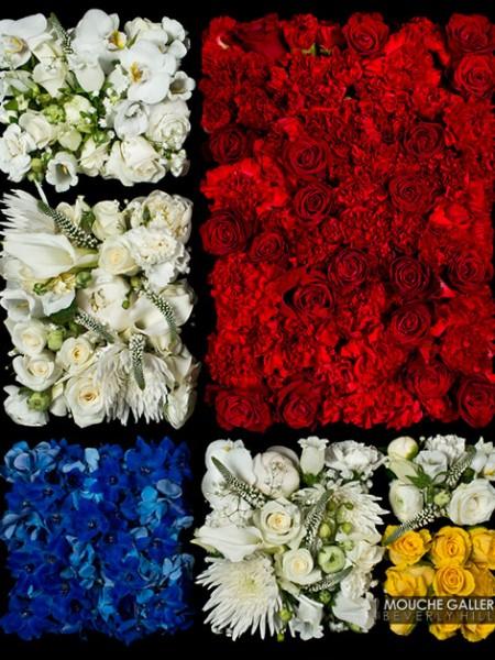 Mondrain's-Flowers