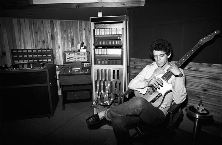 Lynn Goldsmith Lou Reed New York City 1977