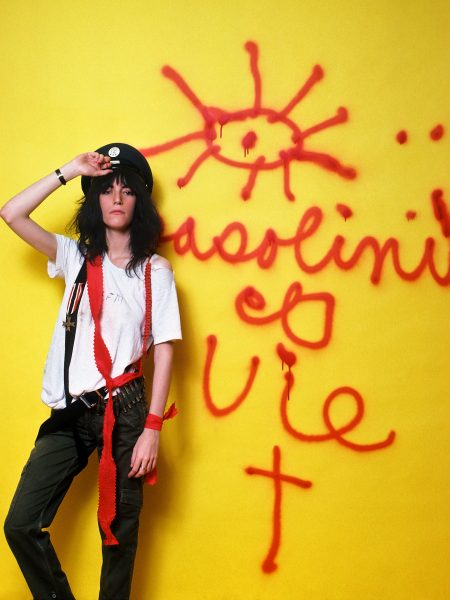 patti-smith-yellow-wall