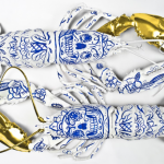 Porcelain Lobster Clara Hallencreutz