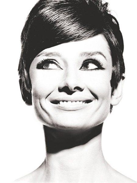 """Audrey Hepburn Paris 1965"""