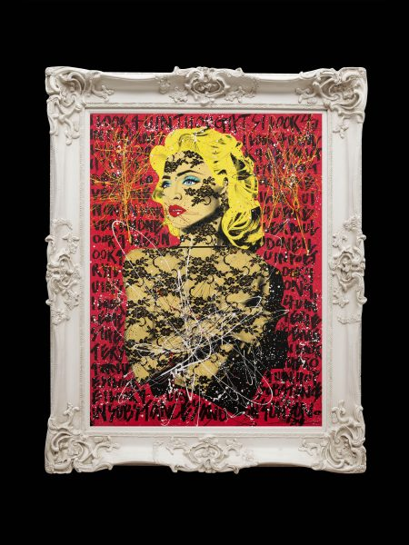 MADONNA by ZOOBS 2012