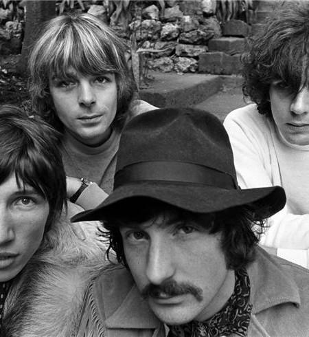 Baron Wolman- Pink Floyd