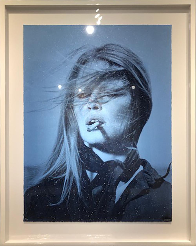 Keiko Bardot Noir Et Blanc
