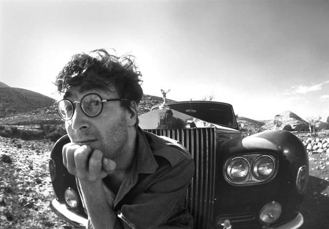 Douglas Kirkland John Lennon Spain