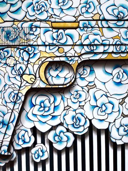 gun(roses)