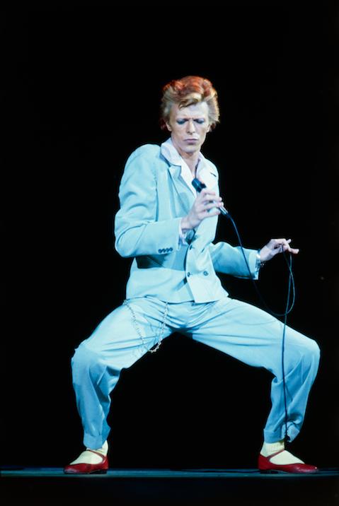 David Bowie Concert Tour