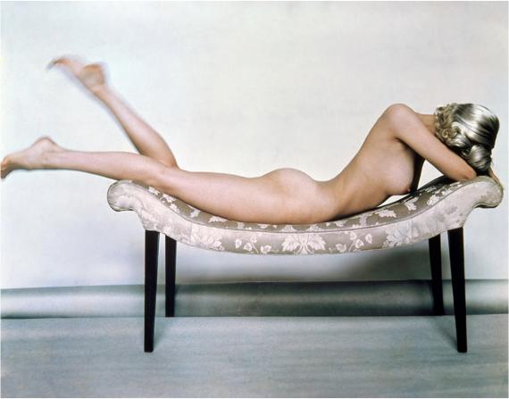 Norman Parkinson Vogue Nude 1951