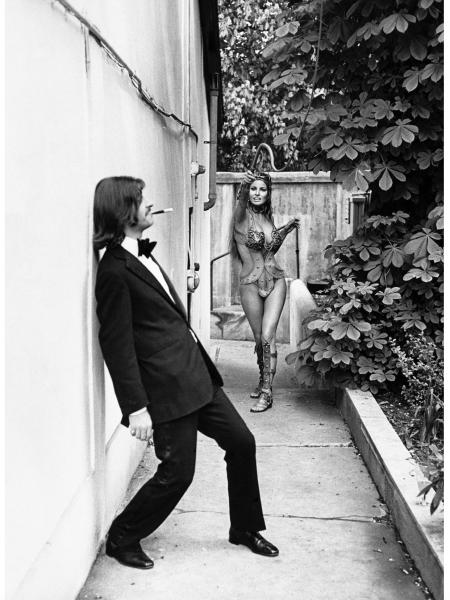 Raquel welch Ringo starr