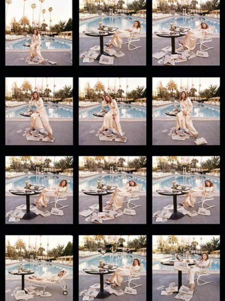 Faye Dunaway Contact Sheet copy