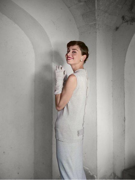 Audrey Hepbern 1955