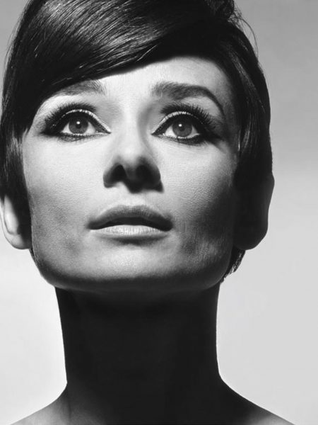 Audrey Hepburn 1965 Paris