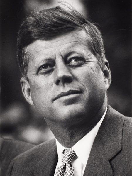John F Kennedy Ted Spiegel