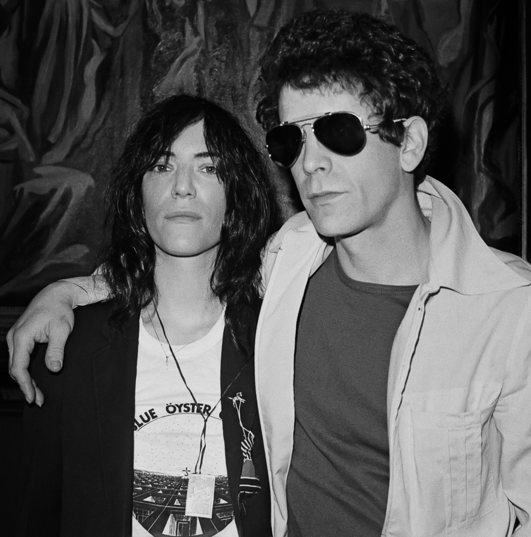 Image result for lou reed headshots