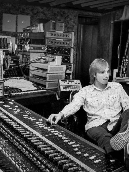 Tom Petty Recording Studio 1979
