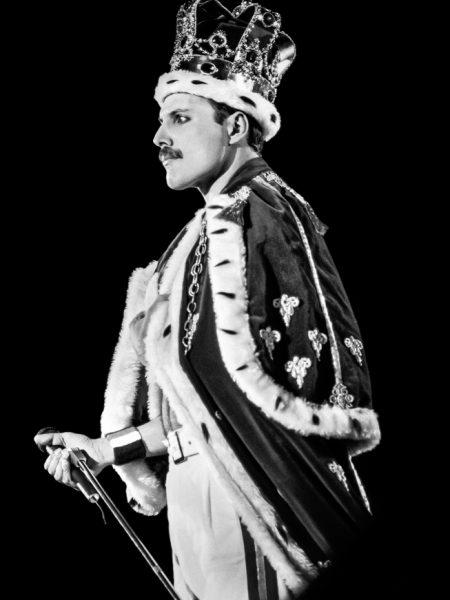 Freddie Mercury, Queen, 1986