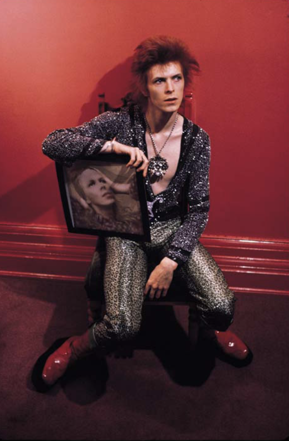 Mick Rock BOWIE Hunky Dory