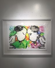 Everhart Borthers and Sisters Framed